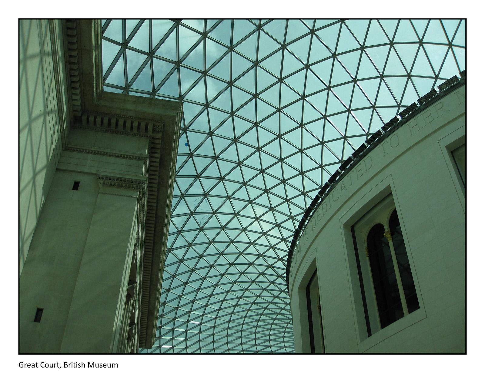 British Museum by Angela Deane