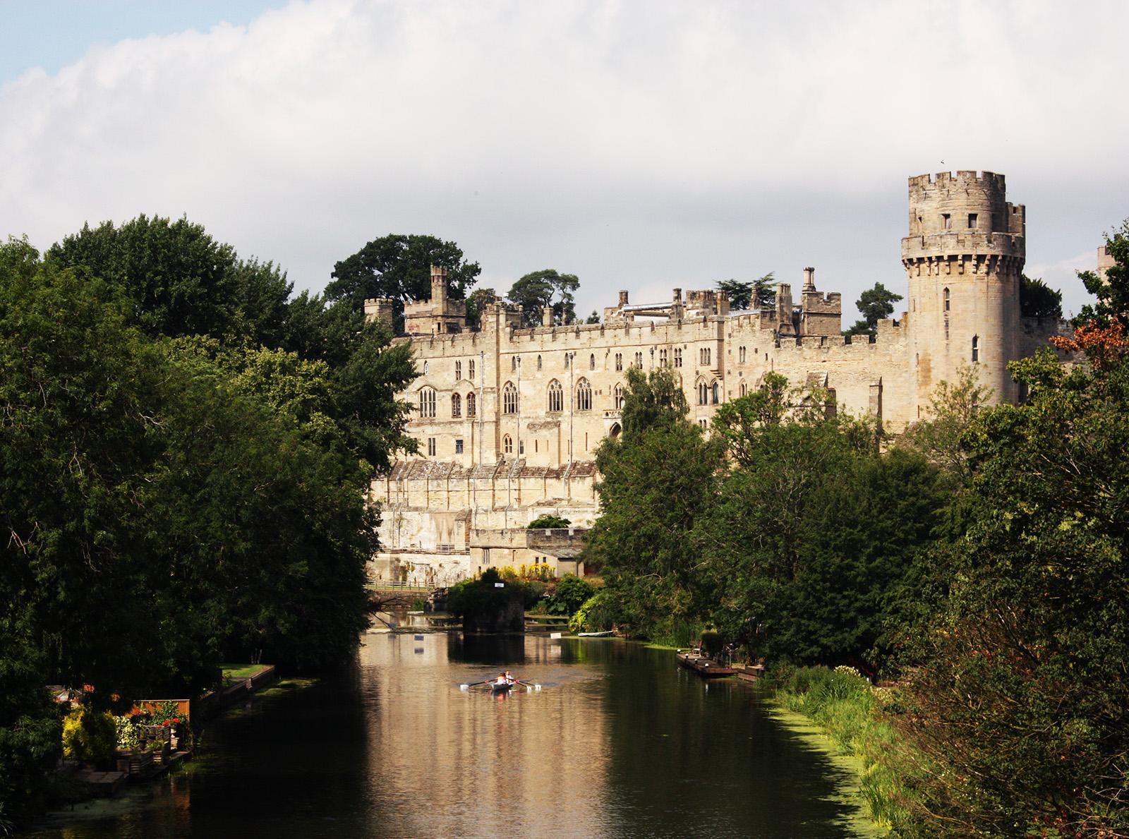 Peter Grimbly – Warwick Castle