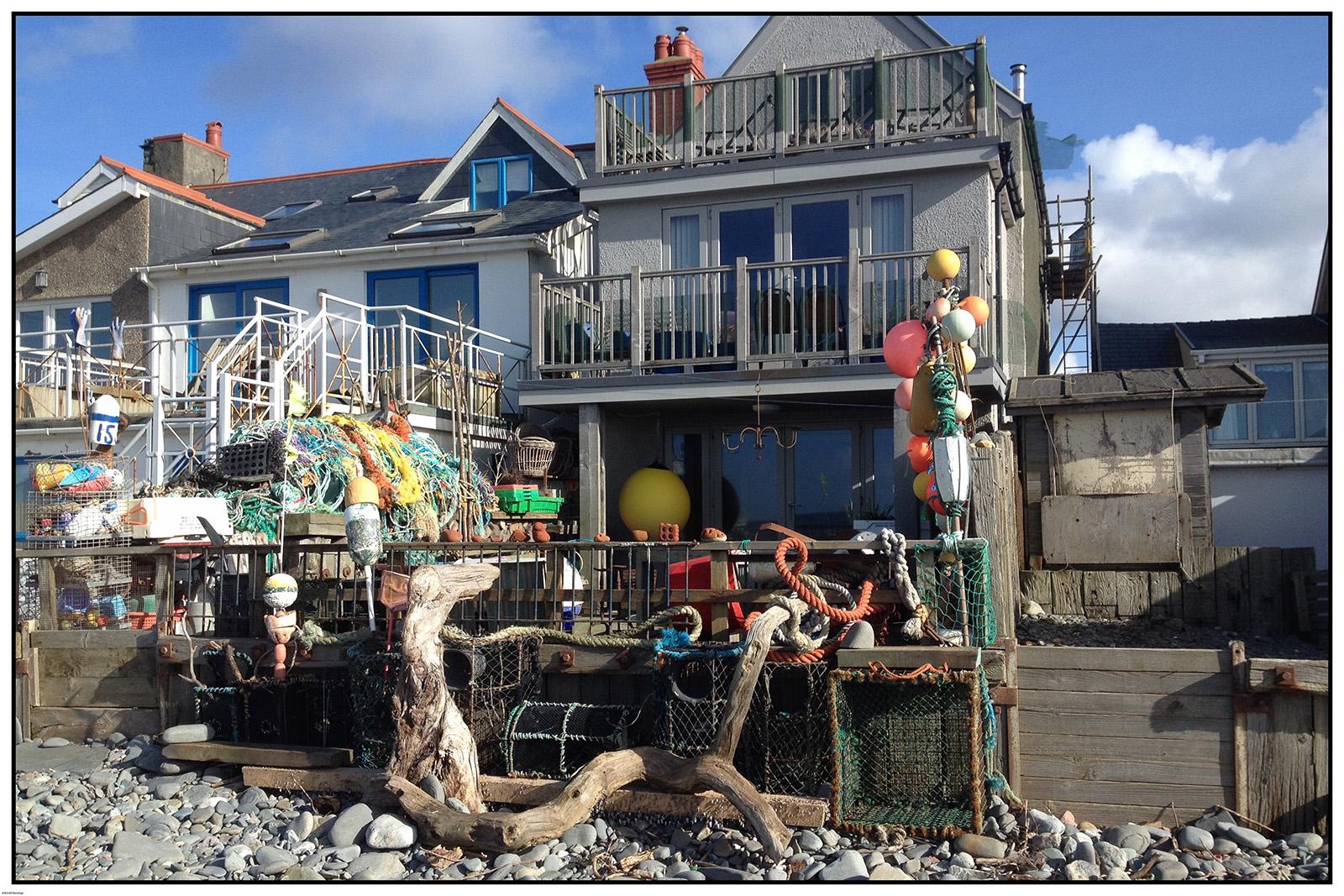 Phil Aldridge- Welsh Beach House