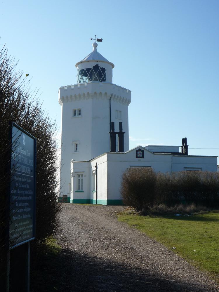 South Foreland Lighthouse - Stephen Joy