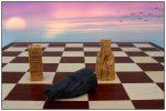 Chess pieces - Phil Aldridge