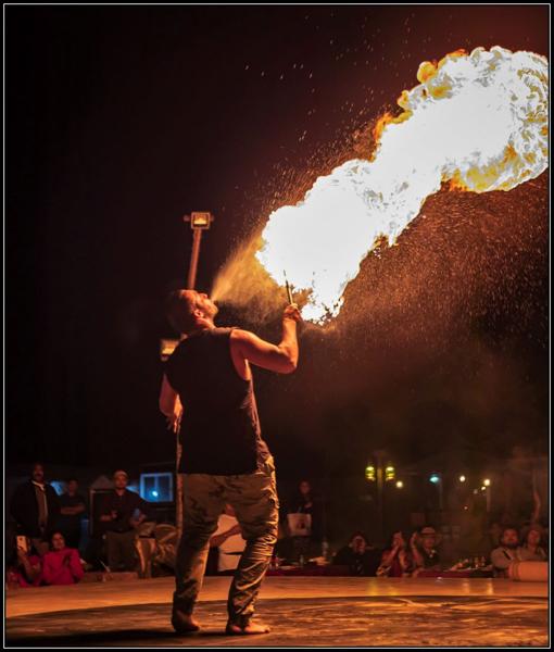 Fire-Starter - Kenny