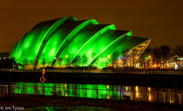 The Armadillo, Glasgow - Jim